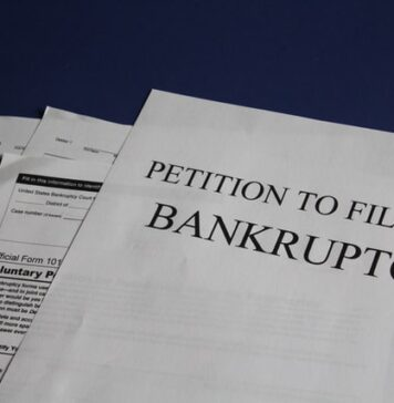 Can you file bankruptcy on judgements?